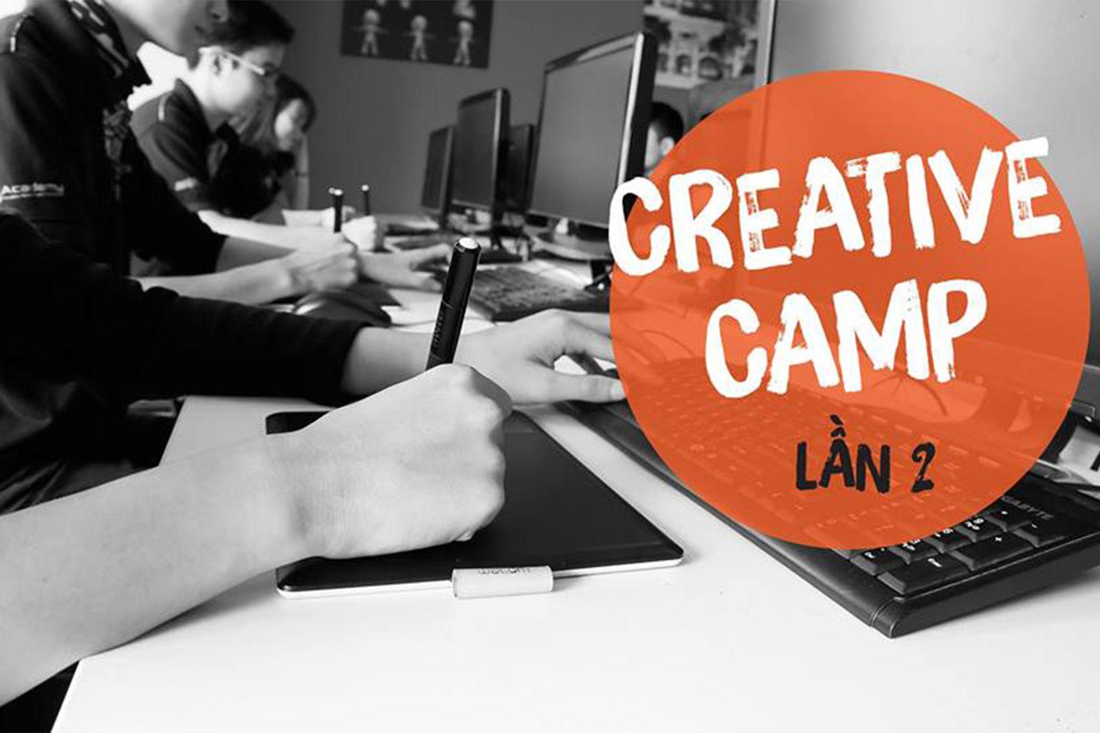 VTC Academy tổ chức Creative Camp lần hai 2017