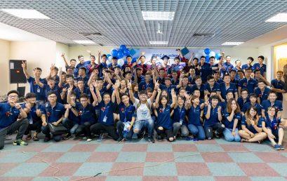 Ngày hội nhập học – 09/07/2018