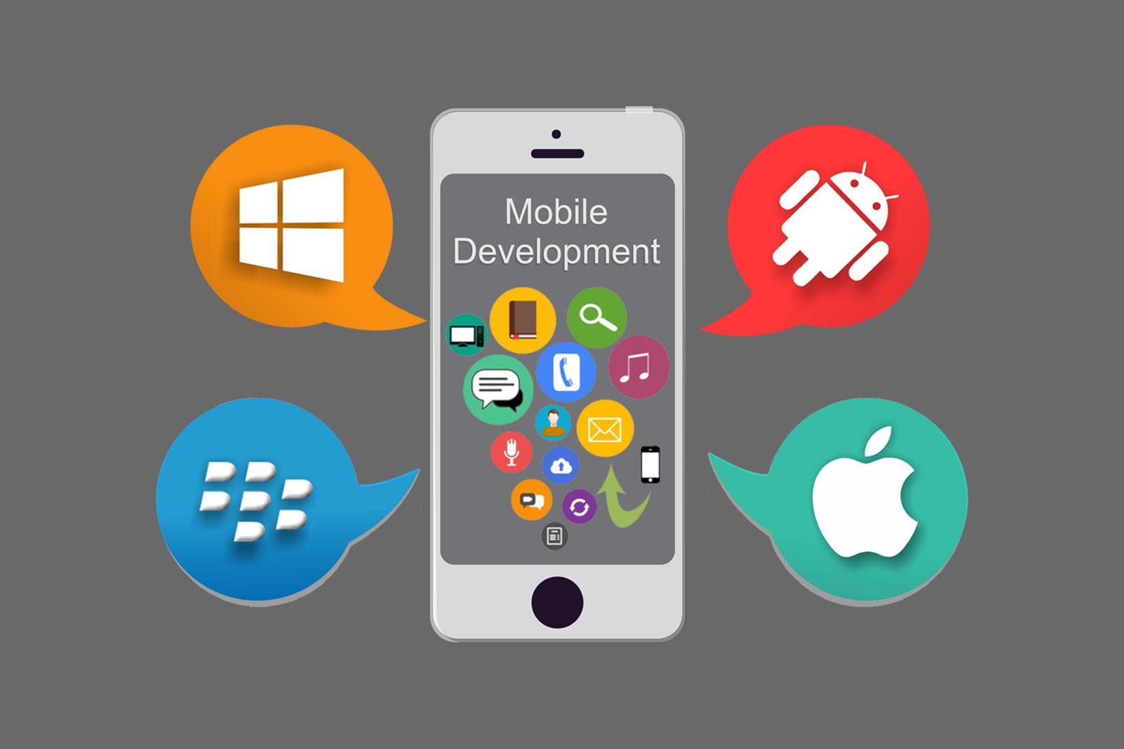 Xu thế phát triển ứng dụng di động 2018