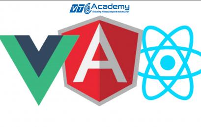 AngularJS, VueJS và ReactJS: Đâu là framework Javascript front-end tốt nhất?