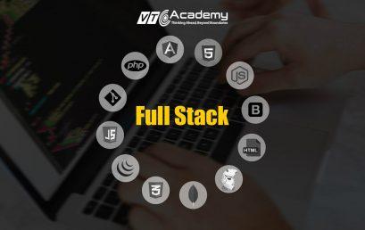 Làm chủ lập trình web full-stack với 7 phương pháp