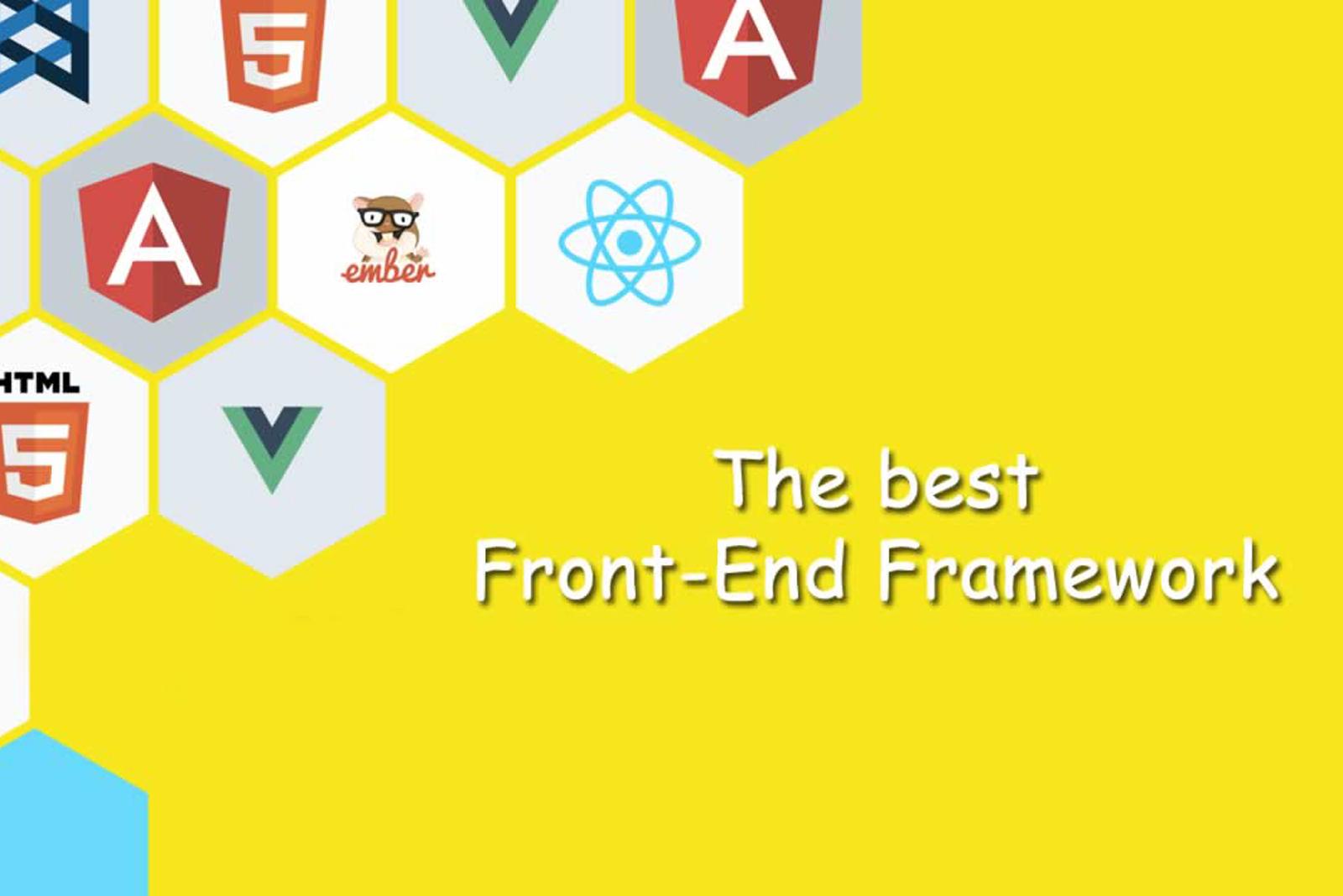 Bộ sưu tập 10 Front-End Framework chất lừ