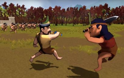Van Lang Battle