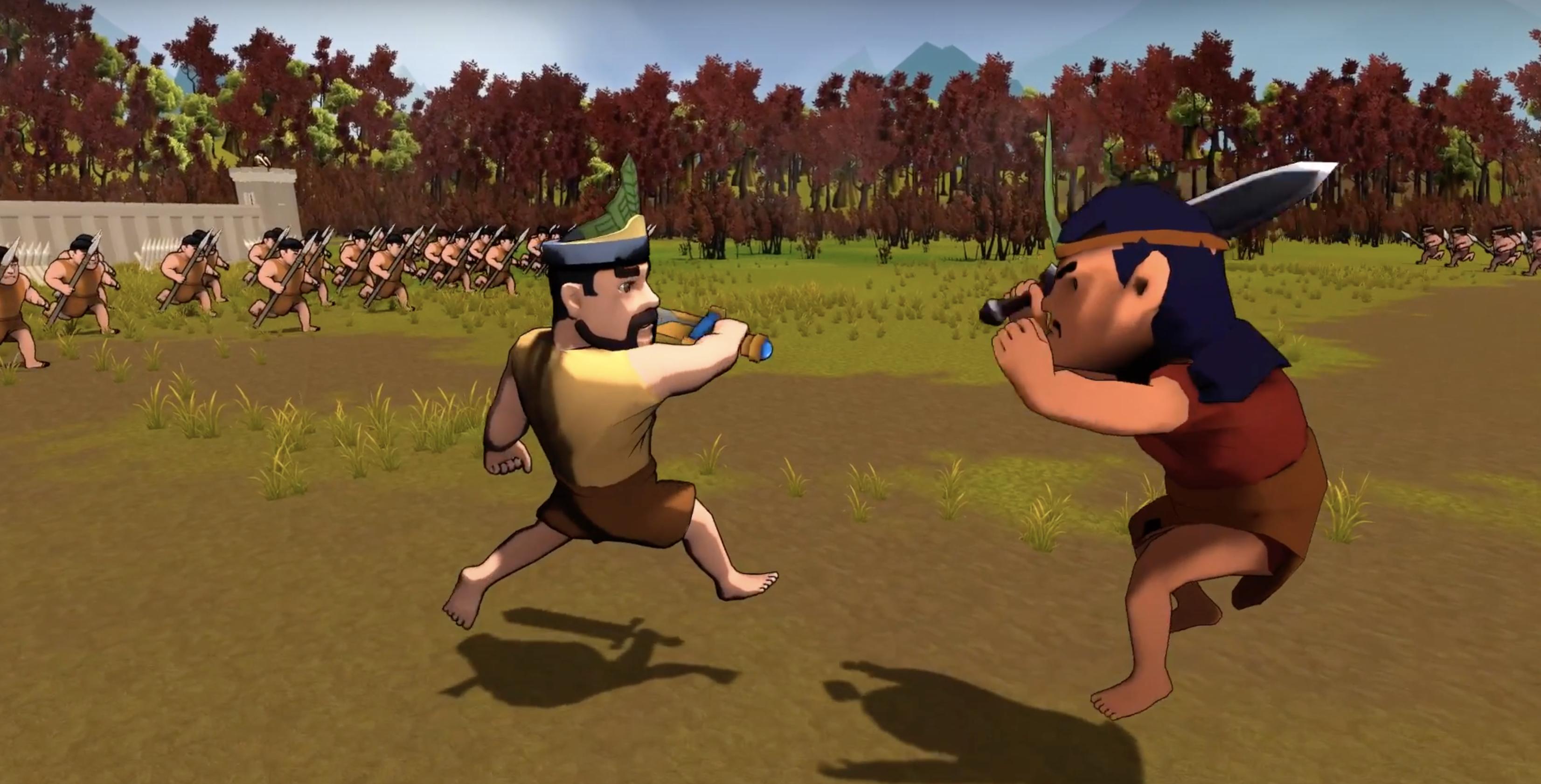 Cuộc chiến xứ Văn Lang