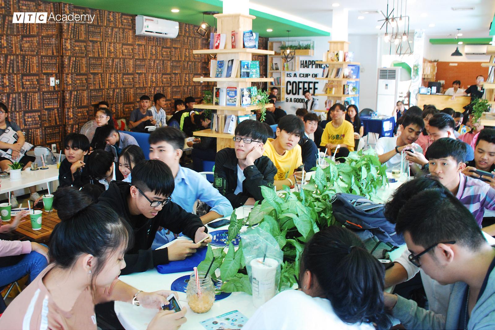 Ngày hội Hướng nghiệp & Trải nghiệm ngành CNTT & Thiết kế tại Tây Ninh