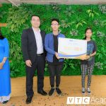 10 VTC Academy Scholarships have been given at talkshow Open Day 2