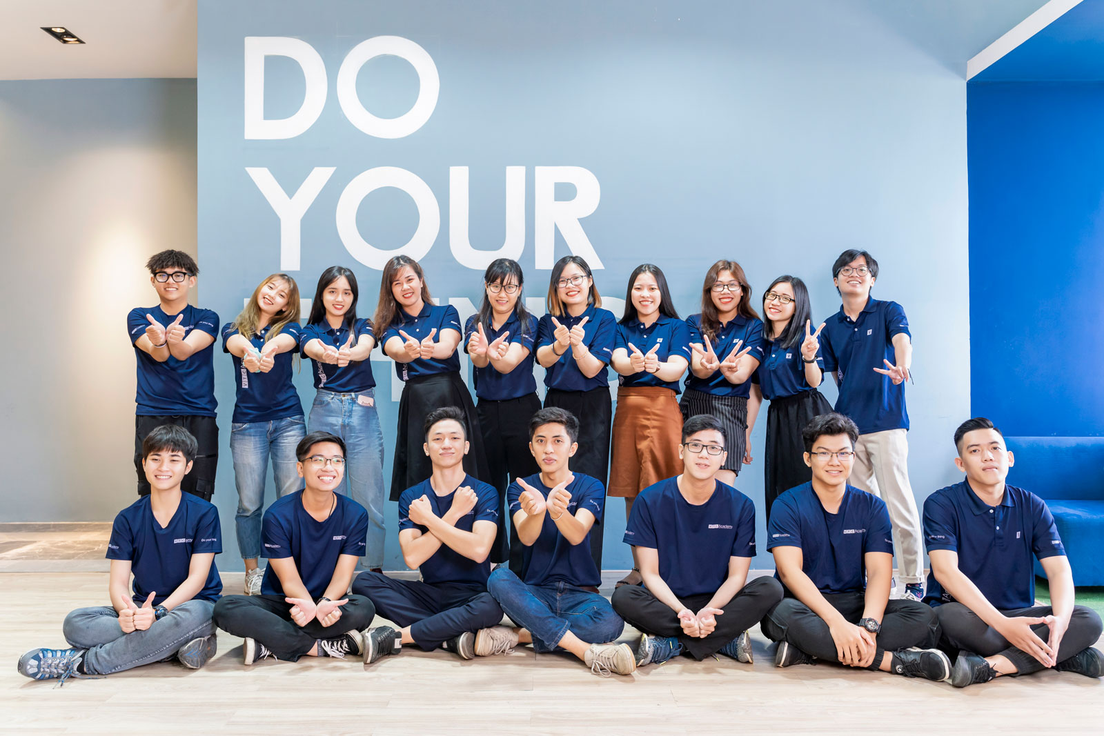 VTC Academy recruits 2019 Programming and Design Students