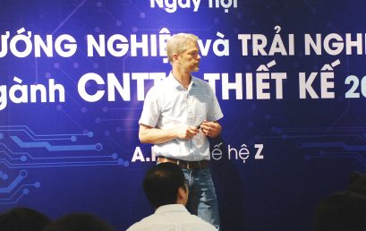 VTC Academy brings knowledge about A.I. and Software Engineering to young people