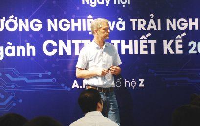 VTC Academy mang kiến thức về A.I. và Software Engineering đến với các bạn trẻ