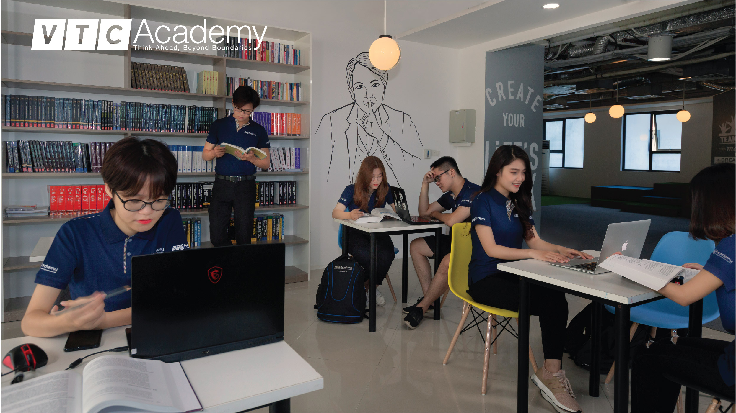 VTC Academy fully upgraded facilities to welcome the new school year