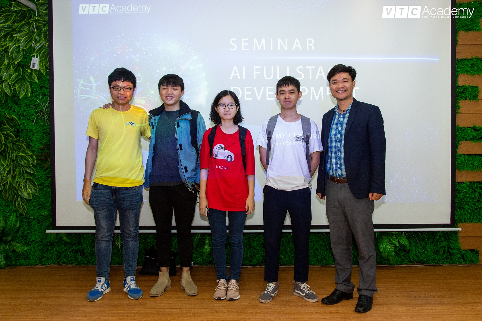 """VTC Academy tổ chức hội thảo """"AI Full-stack Development"""" tại Hà Nội"""