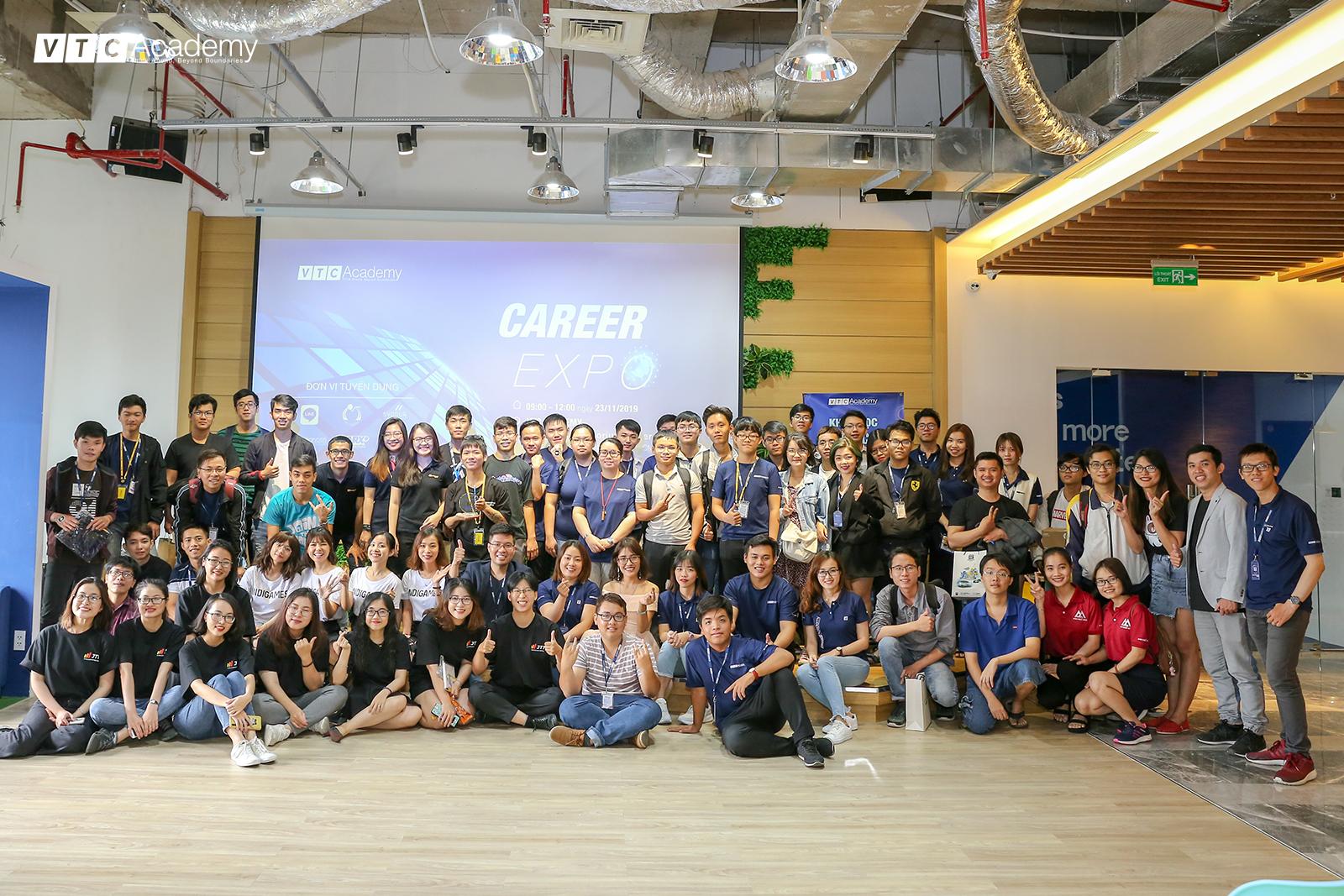 VTC Academy tổ chức Career Expo 2019 tại TP.HCM
