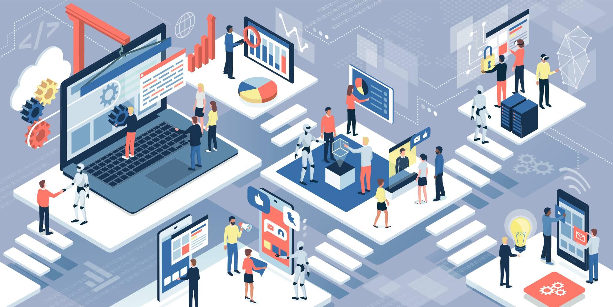Tại sao AI là tương lai của Marketing?