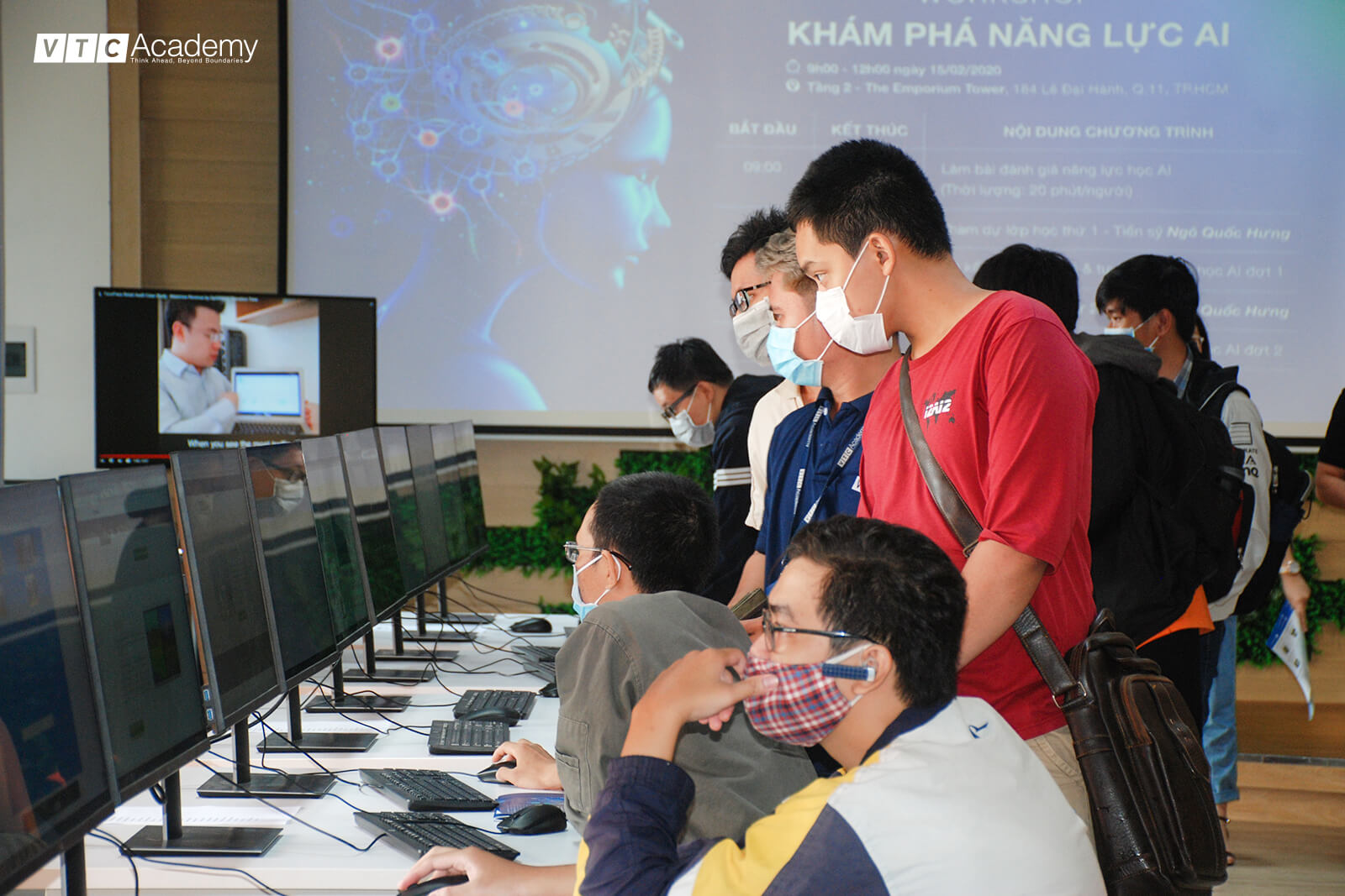 VTC Academy tổ chức workshop