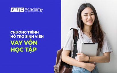 Chương trình hỗ trợ học viên vay vốn học tập năm học 2020