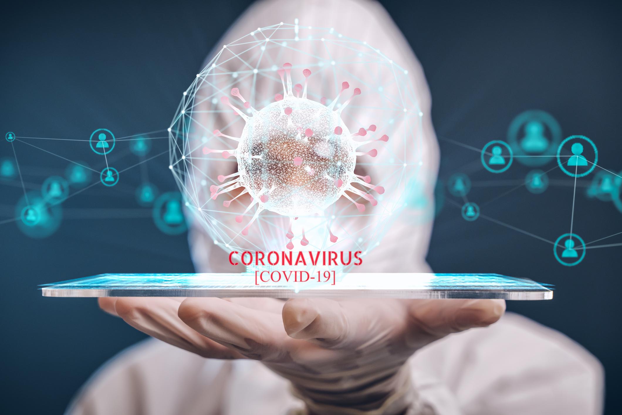 Đại dịch Covid-19 mở ra kỷ nguyên của trí tuệ nhân tạo