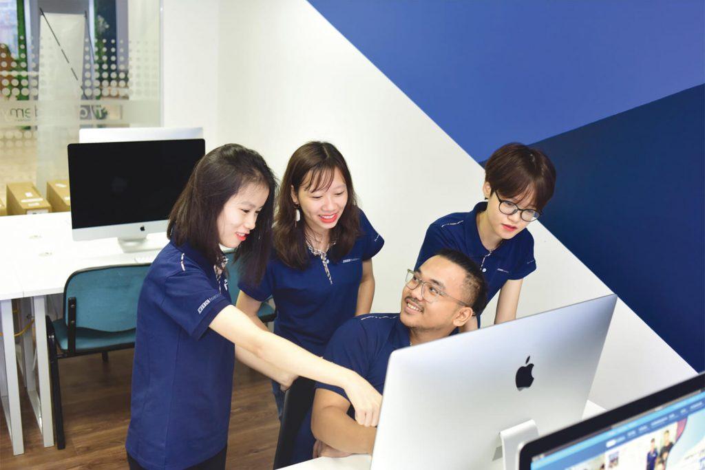 Công nghệ Thông tin và Thiết kế – Hai ngành học không lo thất nghiệp