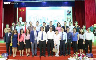 VTC Academy chính thức đồng hành cùng Bộ Giáo dục & Đào tạo trong 5 năm tới (2020-2025)