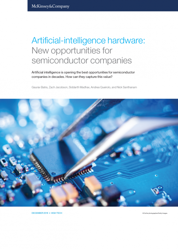 Artificial Intelligence Hardware