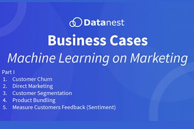 Business Cases: Machine Learning on Marketing