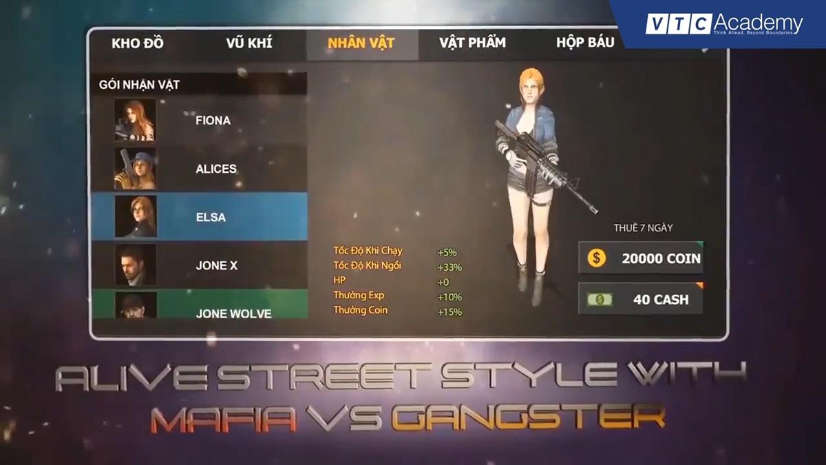 Gang vs Mafia