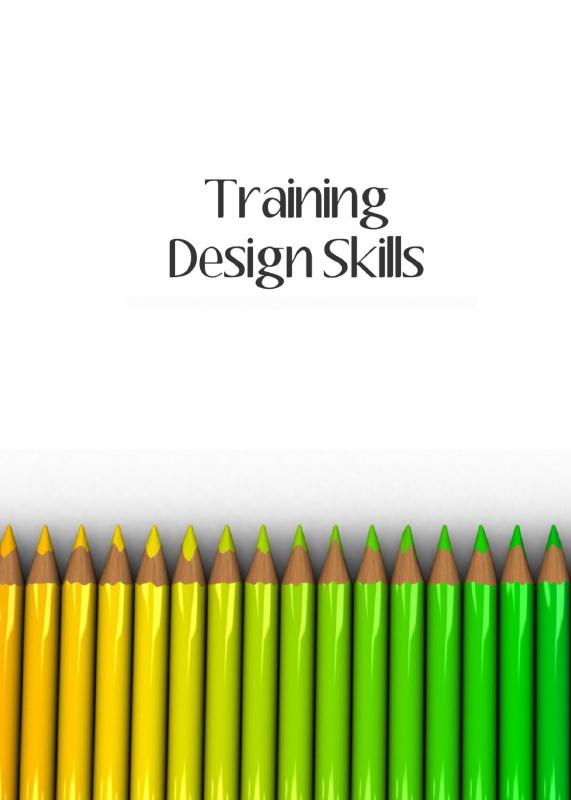 Training design skills
