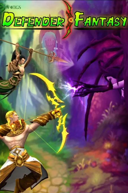 Defender Fantasy