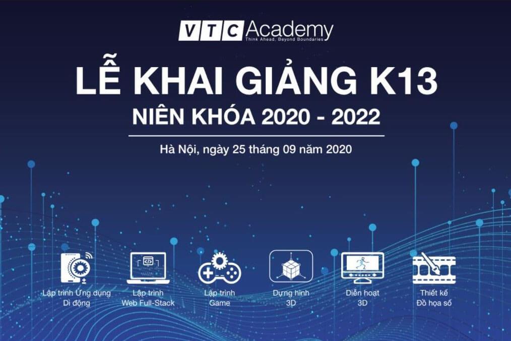 Lễ khai giảng Khóa 13   Niên khóa 2020 – 2022 tại Hà Nội