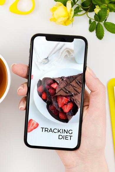 Tracking diet