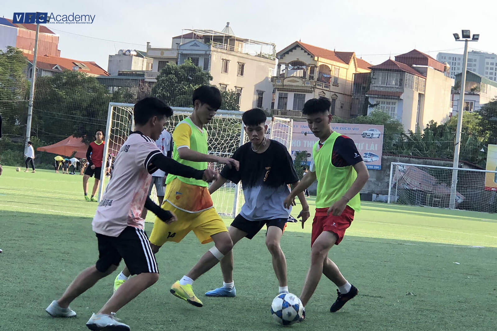 Activities of student clubs at VTC Academy Hanoi in October 2020