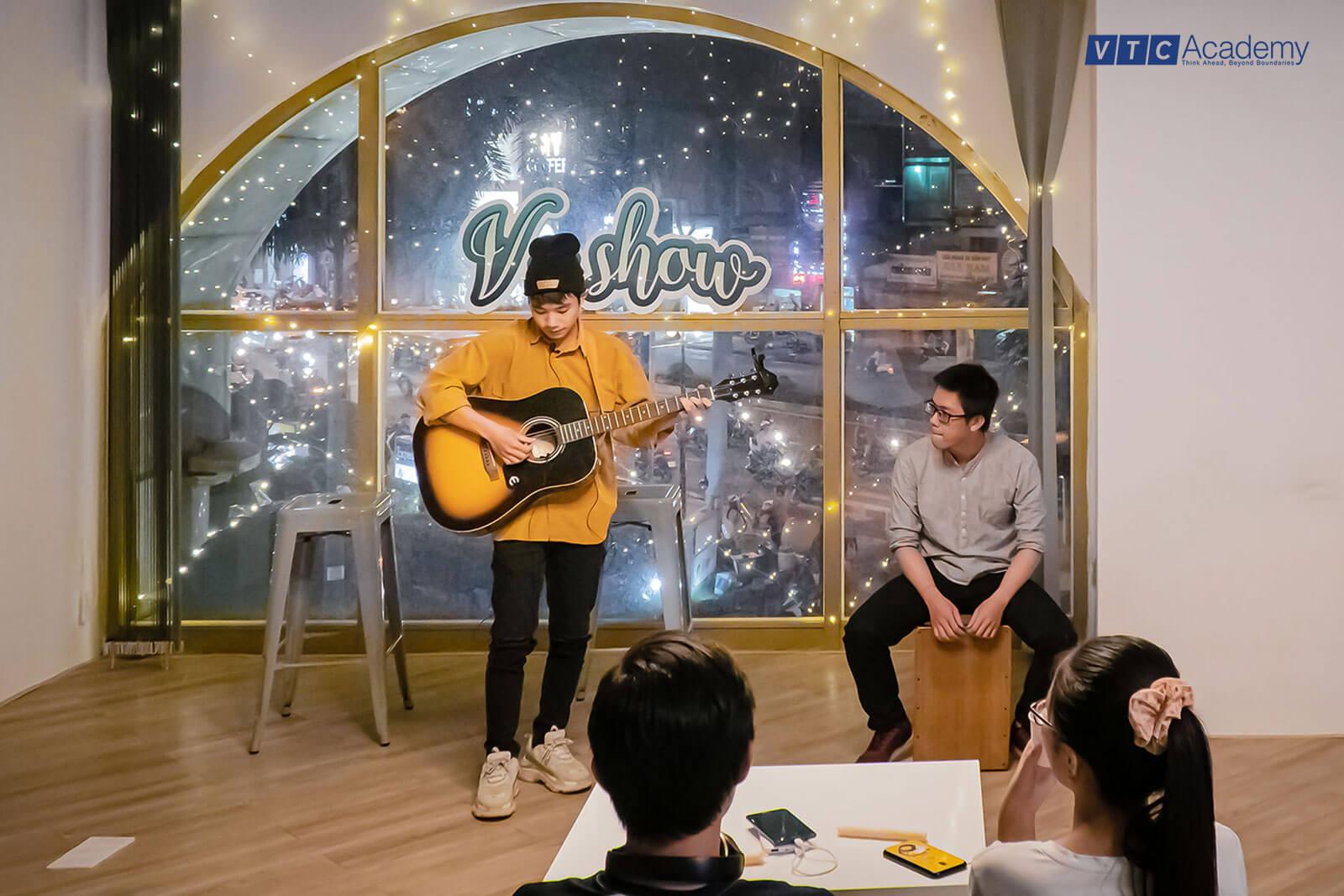 CLB Âm nhạc VTC Academy - Mini liveshow