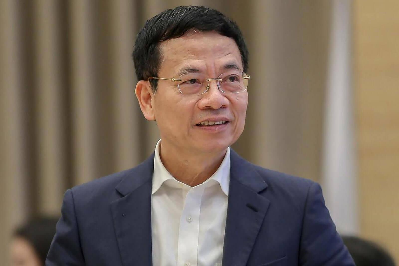 """Bộ trưởng Nguyễn Mạnh Hùng: """"Mỗi người cần biết ba ngôn ngữ"""""""