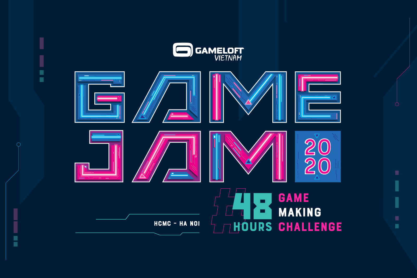 Game Jam 2020 - Cơ hội sáng tạo game hot và rinh quà từ Gameloft