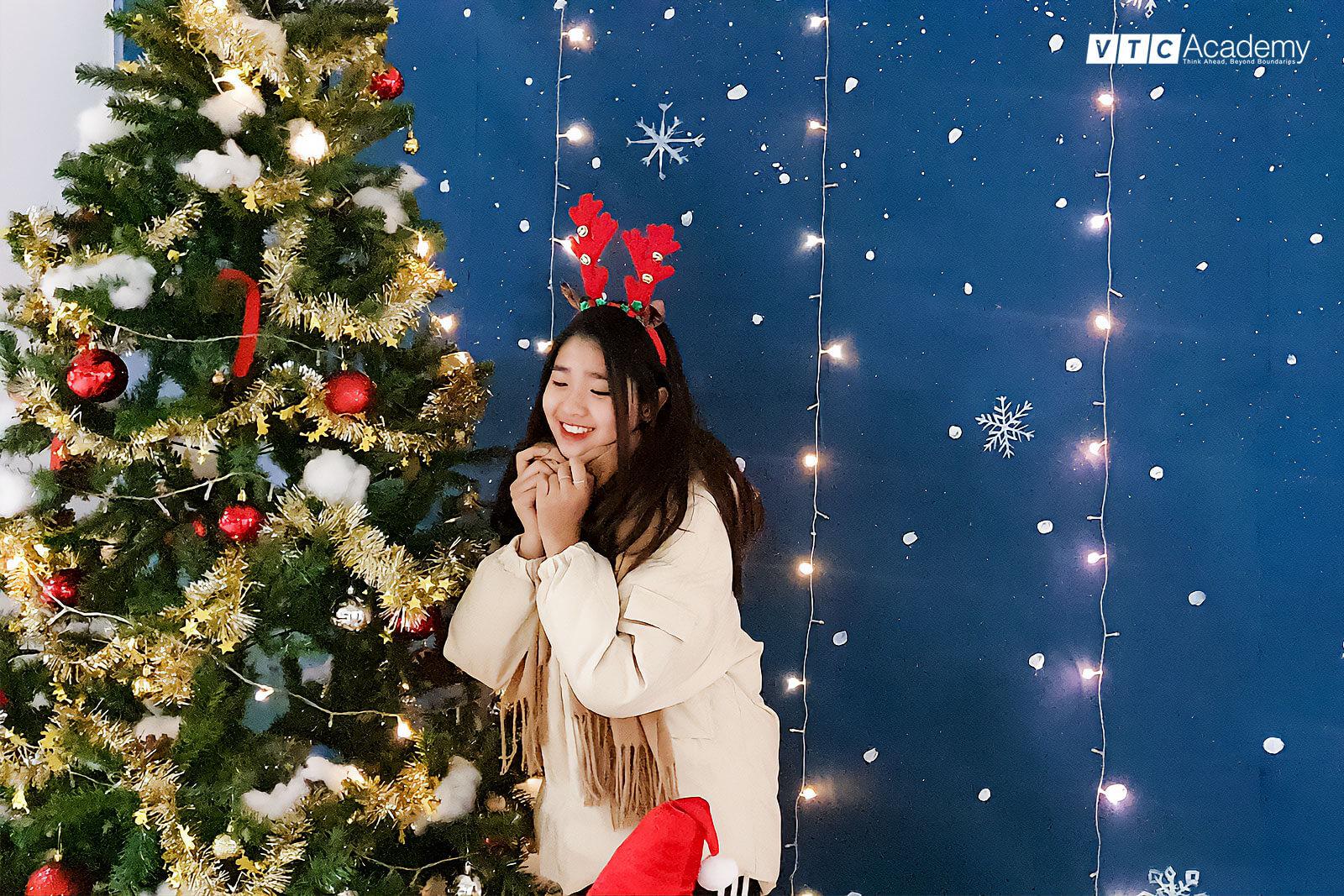 Học viên VTC Academy cả nước tưng bừng chào đón Giáng sinh 2020