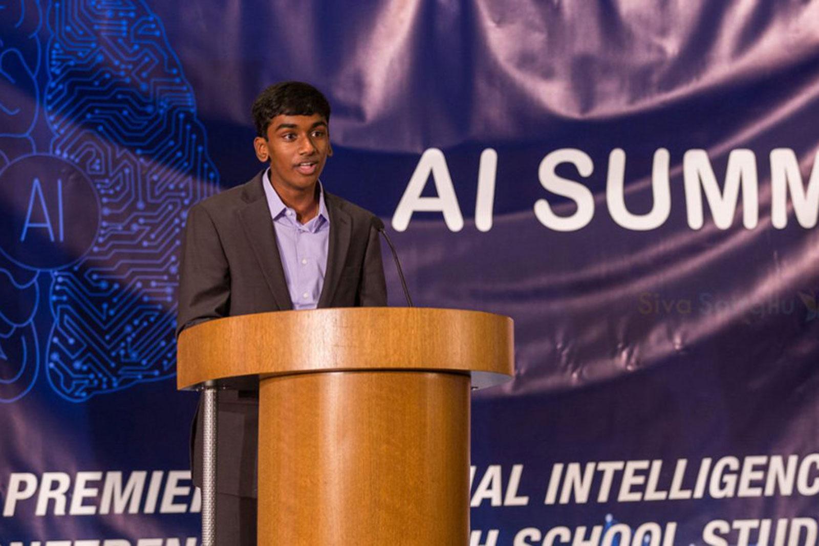 Nhà phát triển AI tuổi teen xây dựng công cụ phát hiện dấu hiệu sớm của bệnh não