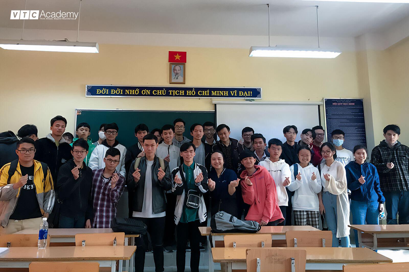 VTC Academy tổ chức thành công kỳ thi khảo sát đầu vào năm 2021 tại tỉnh Lâm Đồng