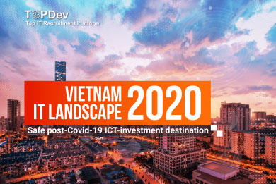 Vietnam IT Landscape 2020