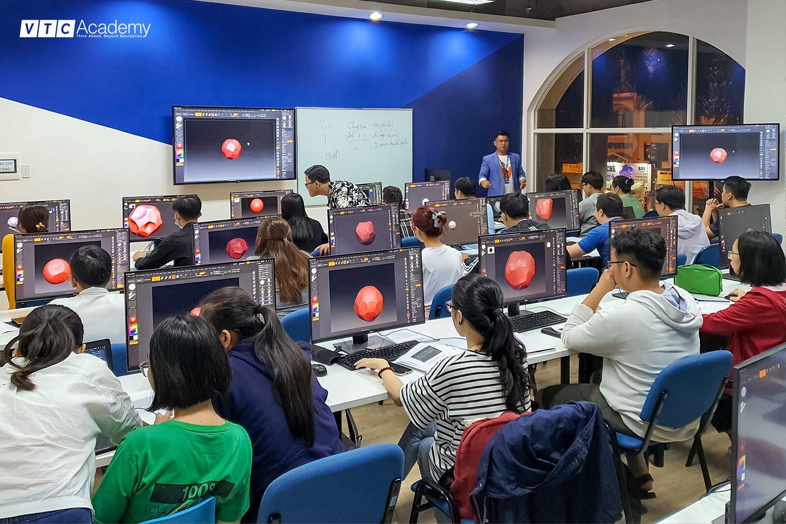 VTC Academy tổ chức các tuần lễ chuyên đề Lập trình & Thiết kế tại TP.HCM