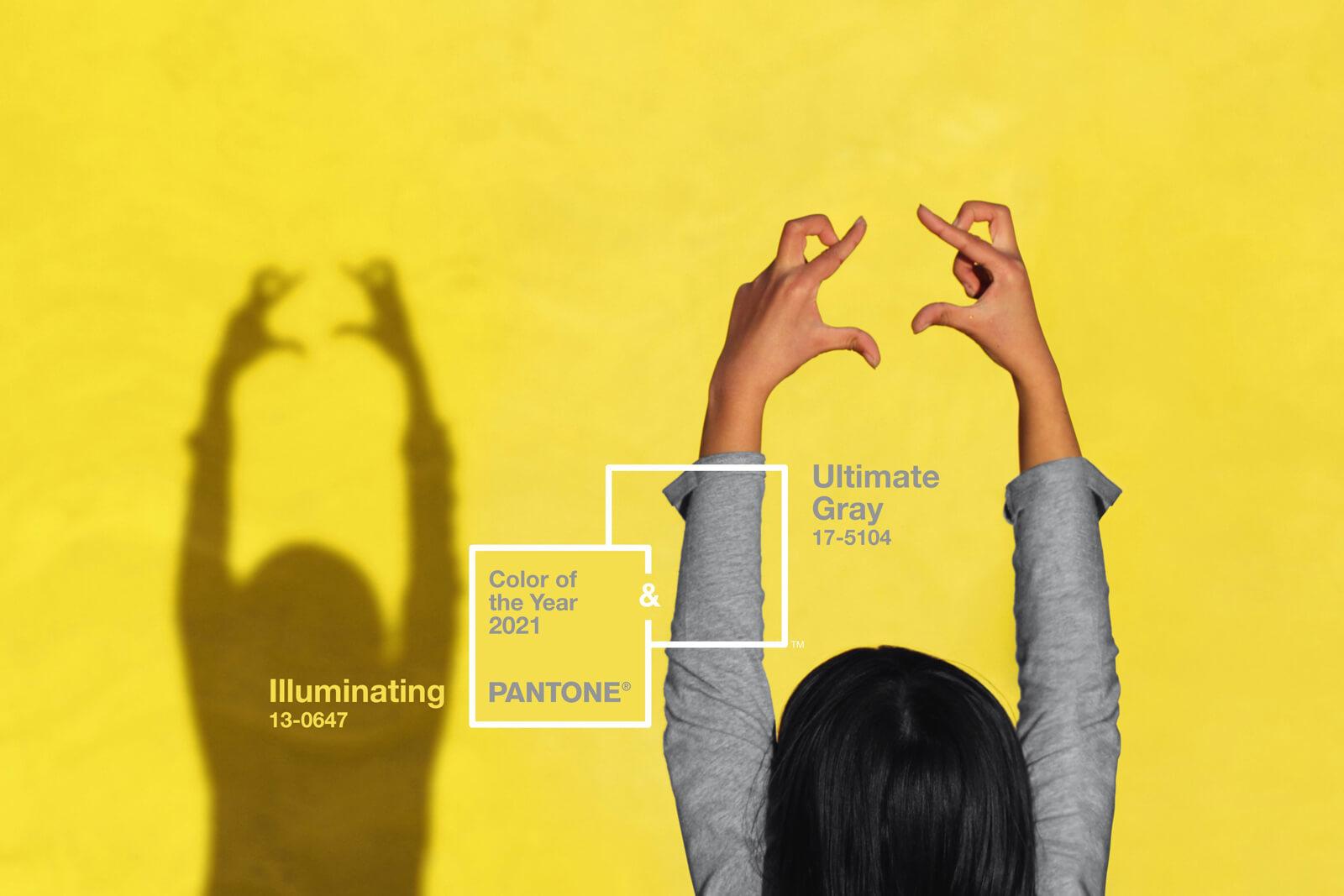 """Pantone vừa công bố hai """"Màu sắc của năm"""" cho năm 2021"""