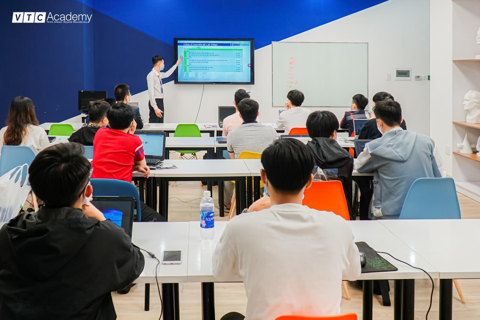 VTC Academy tiếp tục tổ chức chuỗi tuần lễ chuyên đề Lập trình tại TP.HCM