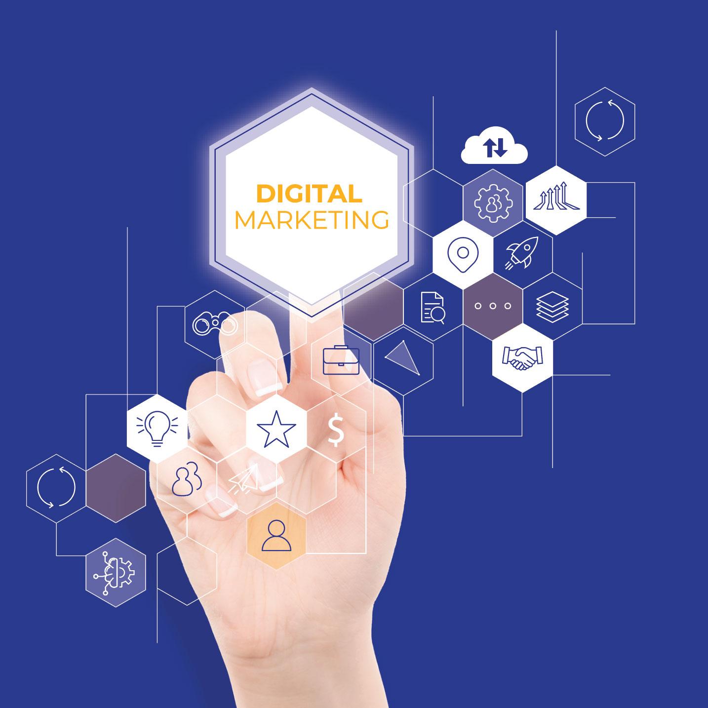 Full-stack Digital Marketing