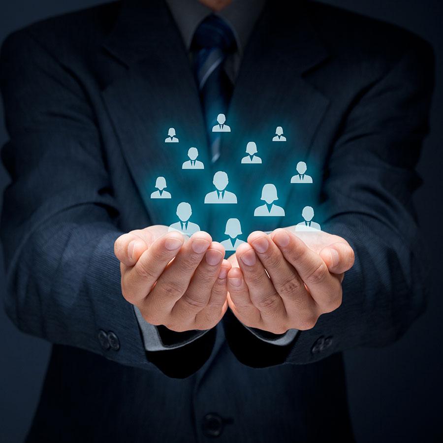 Quản lý khách hàng tiềm năng