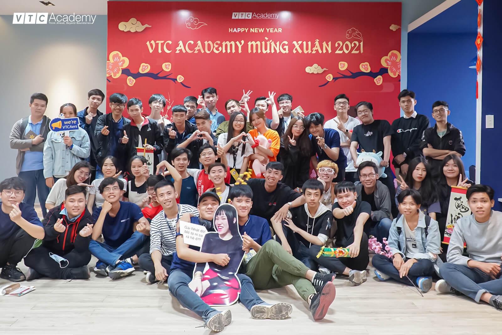 Học viên VTC Academy cả nước tổ chức nhiều hoạt động sôi nổi đón Tết Tân Sửu 2021