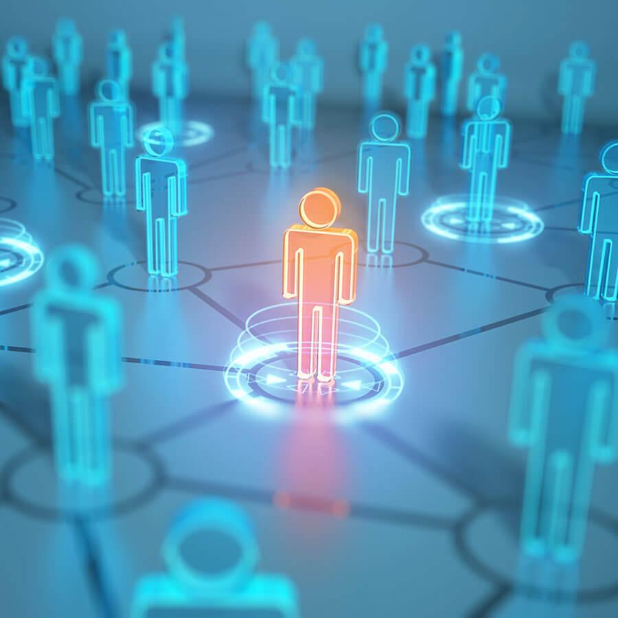 Cơ hội kết nối rộng lớn </br>với các chuyên gia cùng ngành