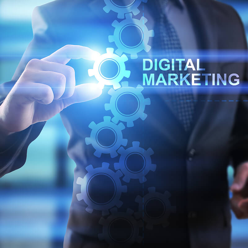 Full-stack </br>Digital Marketing 4.0