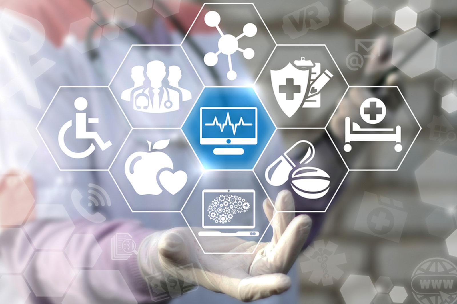 Robot và thiết bị chăm sóc sức khỏe sẽ