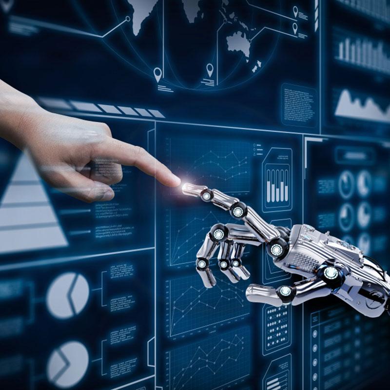 Xây dựng tương tác giữa người và máy