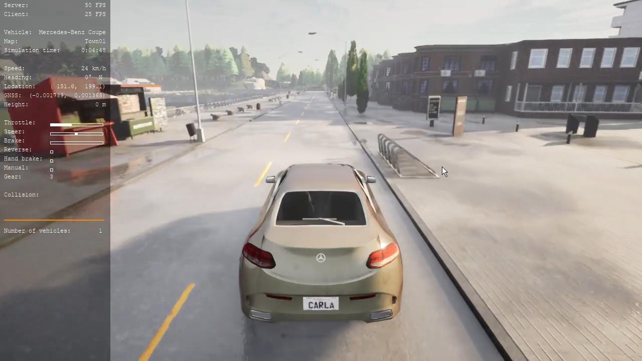 Giả lập xe tự hành