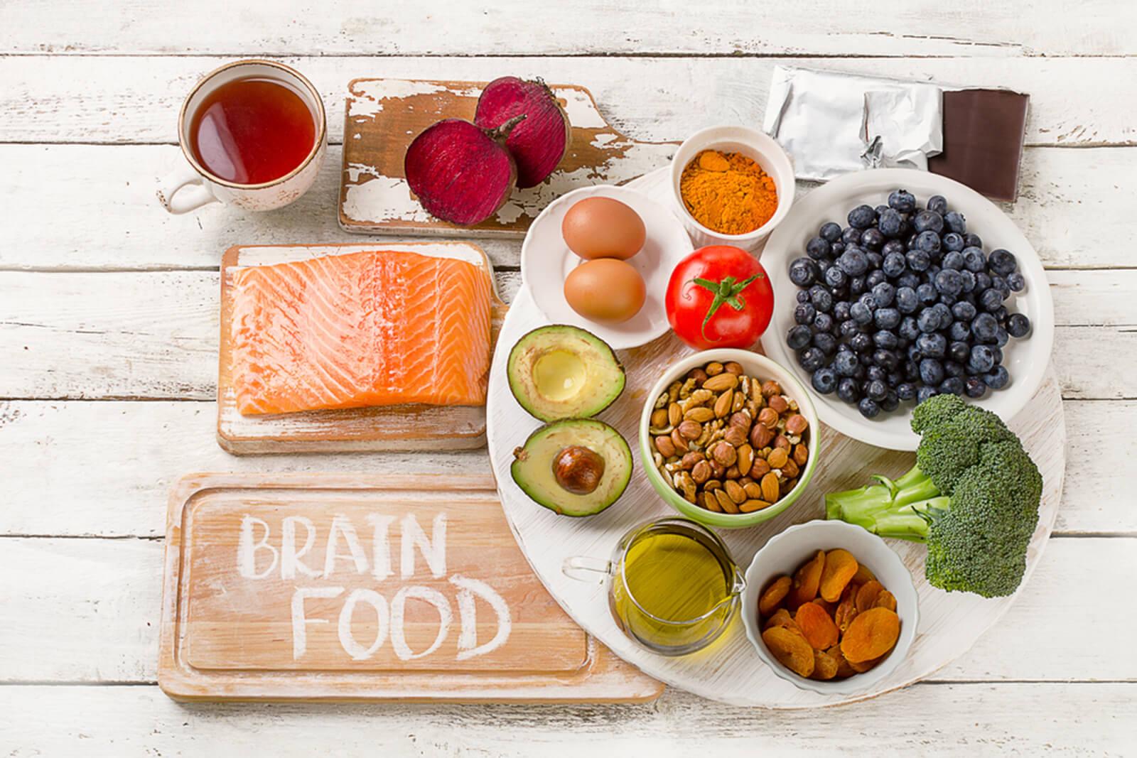 10 thực phẩm tốt cho não bộ, giúp tăng cường trí nhớ và khả năng tập trung